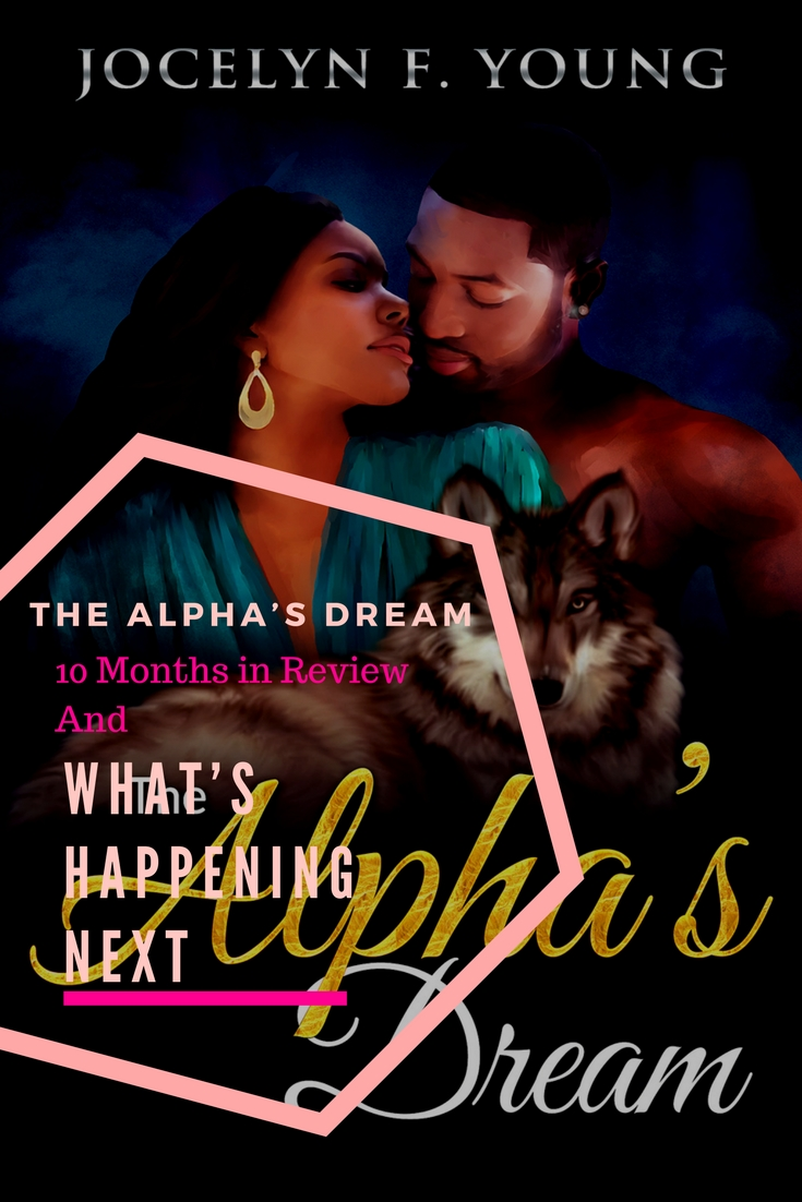The Alpha's Dream, Paranormal Shifter Romance, Jocelyn Young
